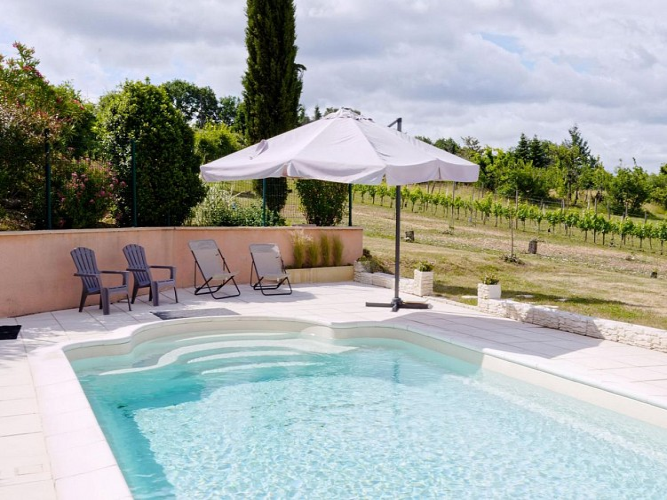 Location Gîtes de France la vigne du causse - Réf : 19G2227