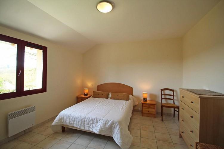 874003 - 5 people - 2 bedrooms - 3 'épis' (ears of corn) - Ambazac -