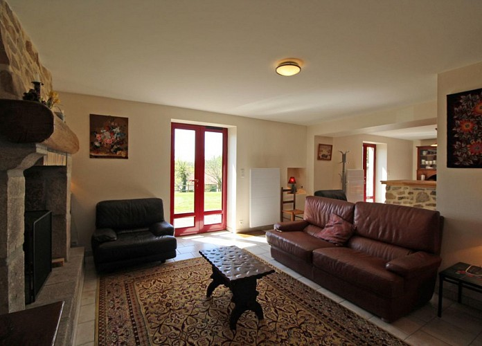 874003 - 5 personas - 2 habitaciones - 3 espigas - Ambazac