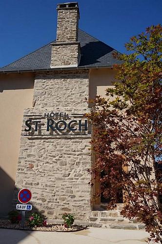 Hôtel Le Saint-Roch