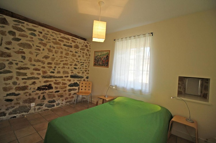 872024 - 4 people - 2 bedrooms - 3 épis (ears of corn) - Berneuil