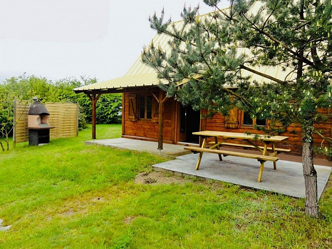 Chalets de l'Empereur with a sauna and swimming pool