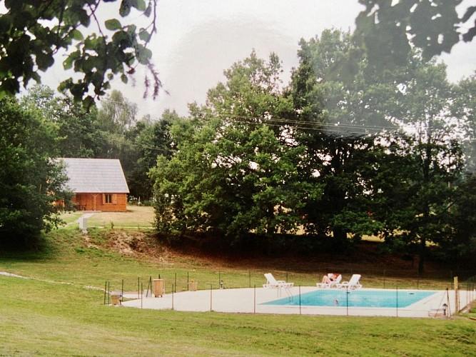 Chalets de l'empereur avec sauna et piscine