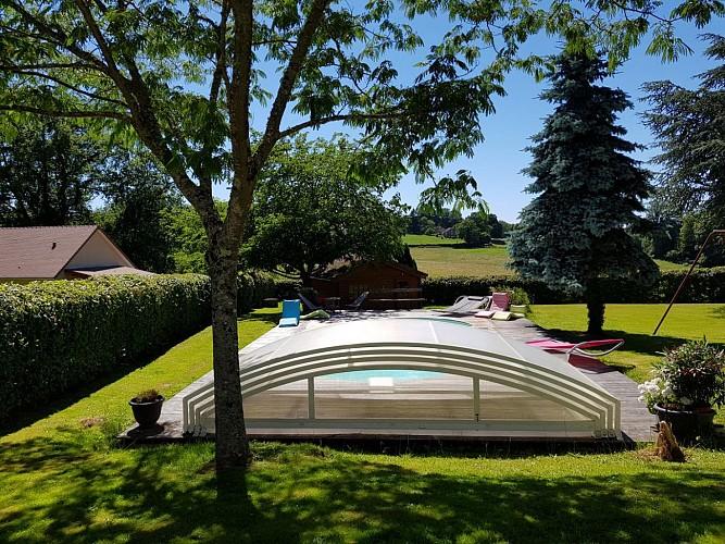 Location Gîtes de France Le Campagnard - Réf : 19G3145