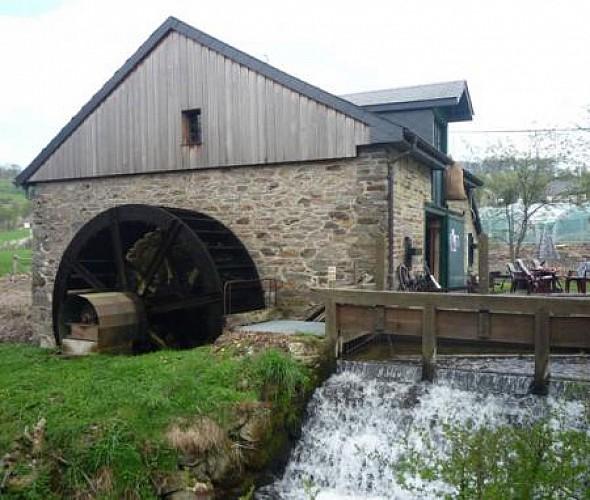 Moulin à eau de Bellevaux