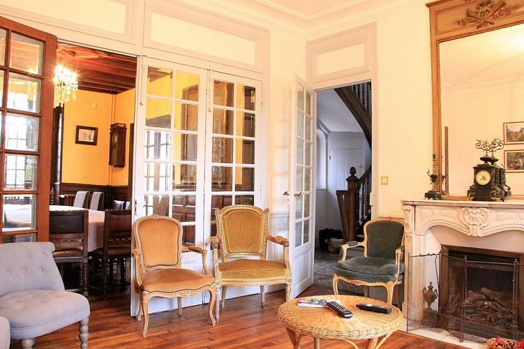 Location Gîtes de France - ROYERE DE VASSIVIERE - 15 personnes - Réf : 23G1300
