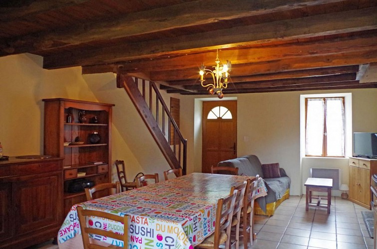 872441 - 8 people - 4 bedrooms - 3 'épis' (ears of corn) - Vaulry