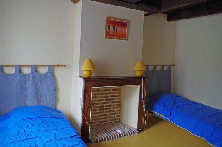 872441 - 8 people - 4 bedrooms - 3 'épis' (ears of corn) - Vaulry