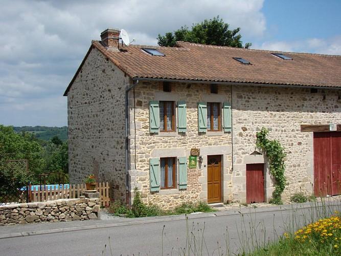 Gîtes de France Le Bourg