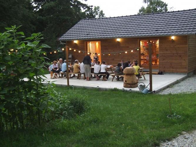 Location Gîtes de France Les Chalets du bord du lac - Réf : 19G5232