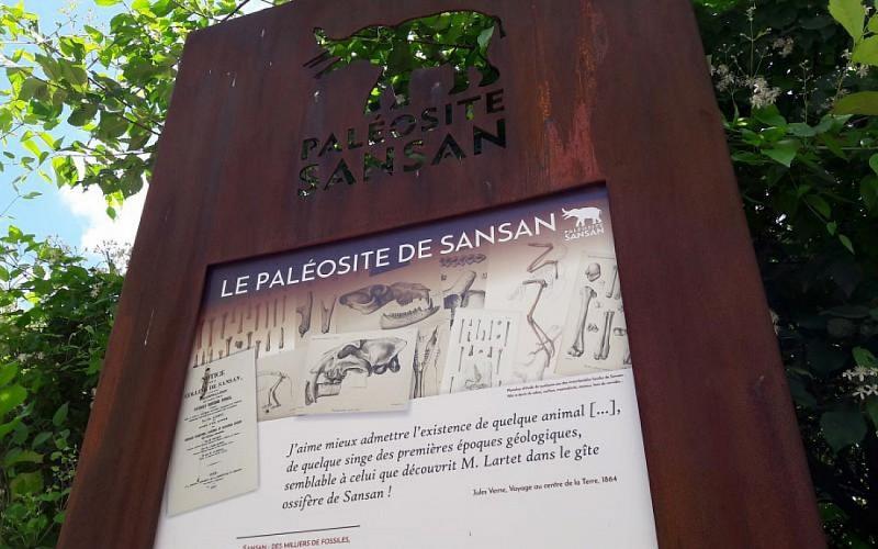 Paléosite de Sansan