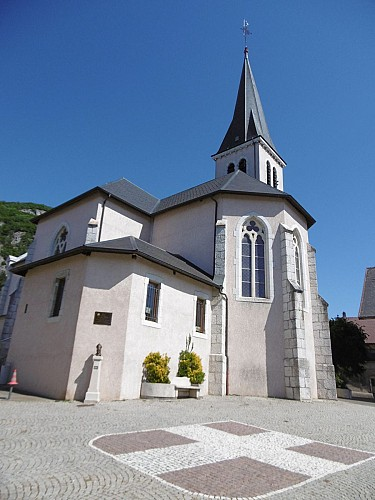 Eglise de La Balme-de-Sillingy
