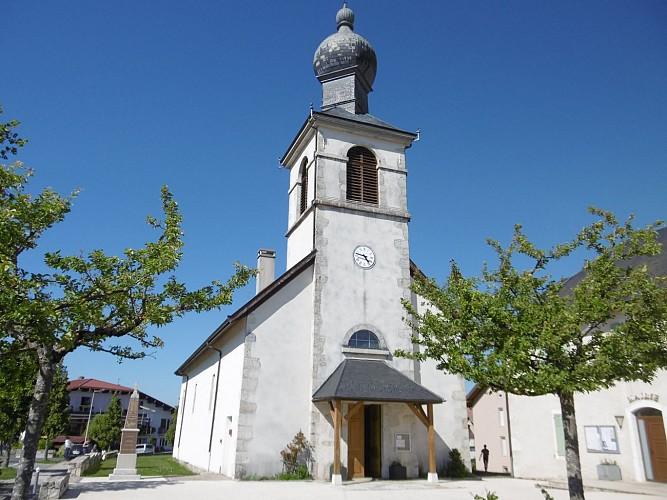 Eglise de Cuvat