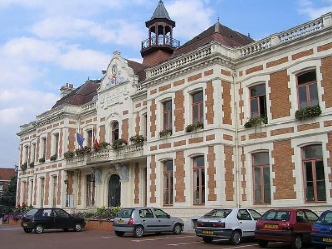 Hôtel de Ville de Carvin