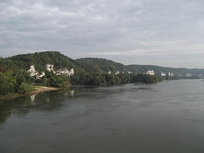 Point 7 : traversée de la Seine