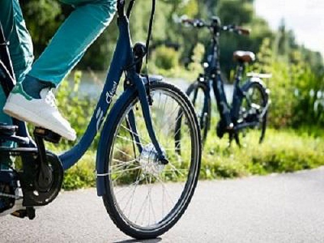Location de vélos électriques - Electricycle en Champagne