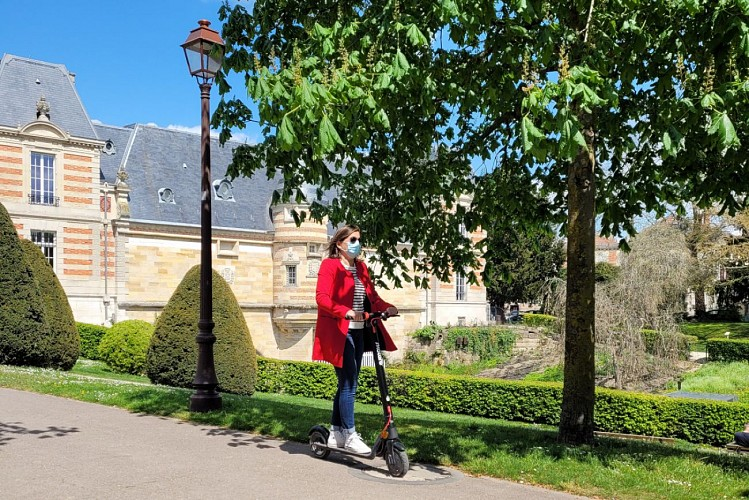 Trot'tour - Châlons-en-Champagne