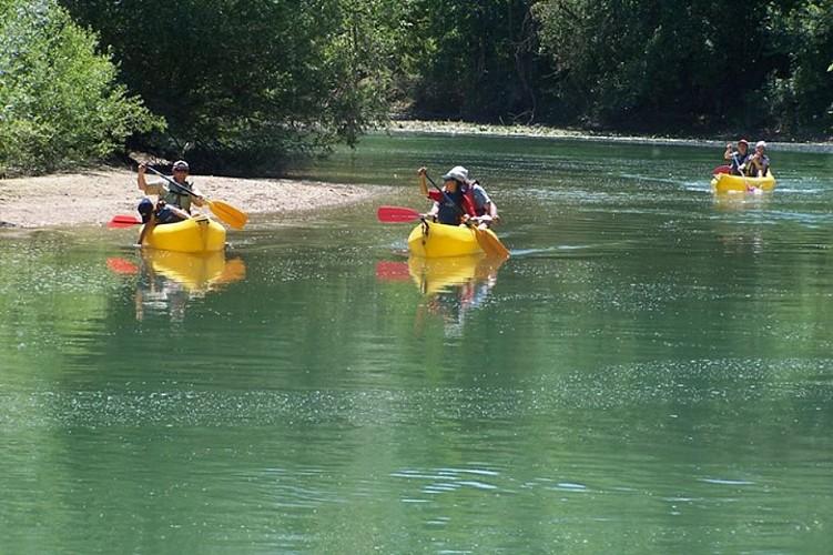 Ramerupt CK vallée de l'Aube - Club de canoë kayak