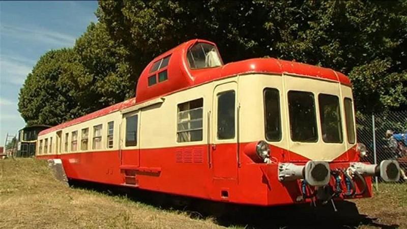 Train Touristique de la Vallée de l'Aisne