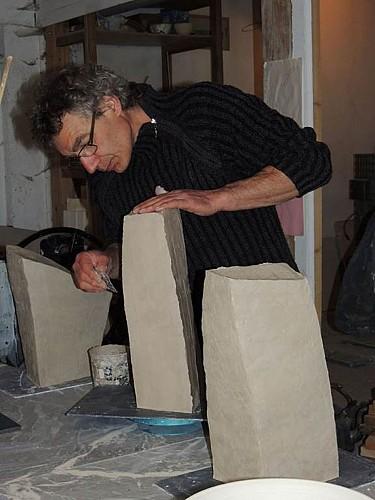Potier Céramiste - Jean-Luc PIROT