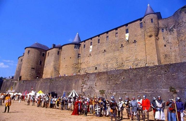 chateau-fort-de-sedan-ardennes-france