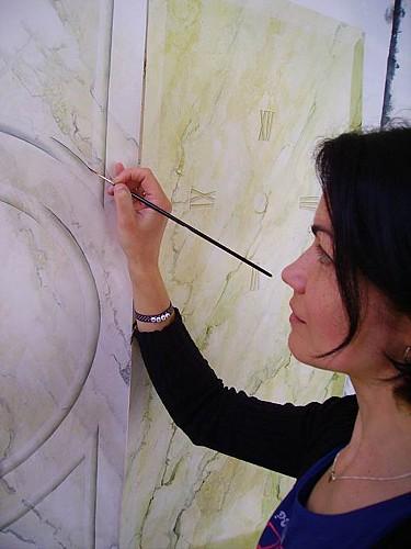 Valérie PENEL, artiste peintre