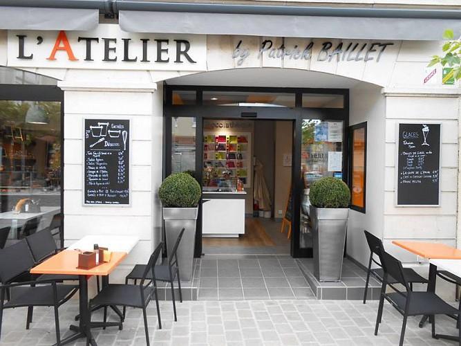 L'Atelier by Patrick Baillet