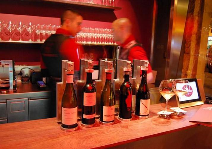 Wine Tasting Session in Barcelona