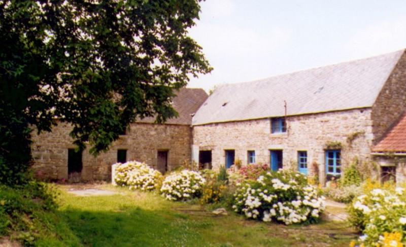 Le village de Lannouzeg