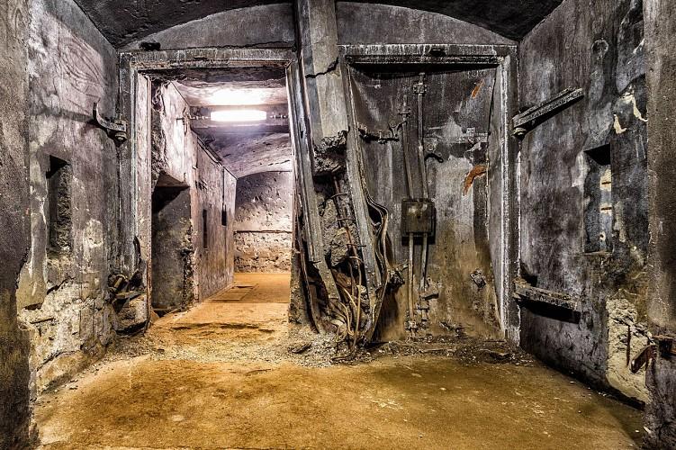 Fort Eben Emael - Charge Explosion