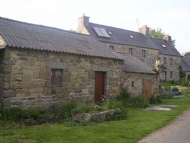 Le village de Gwaremm Guelleg