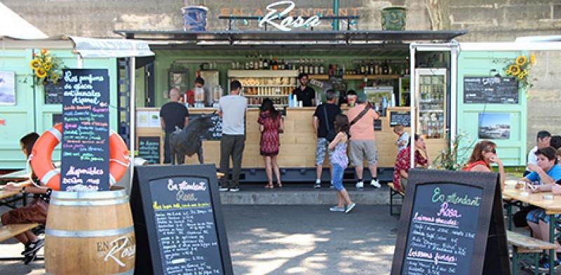 Rosa Bonheur on Seine