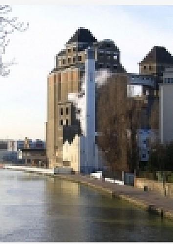 Moulins de Pantin