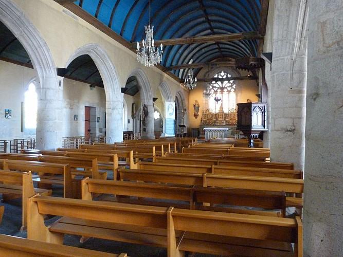 Eglise Notre Dame Izel Vor