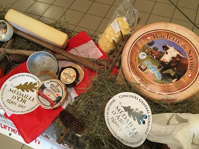 Magasin Producteur de Chamonix – Coopérative Fruitière en Val d'Arly Savoie Mont-Blanc