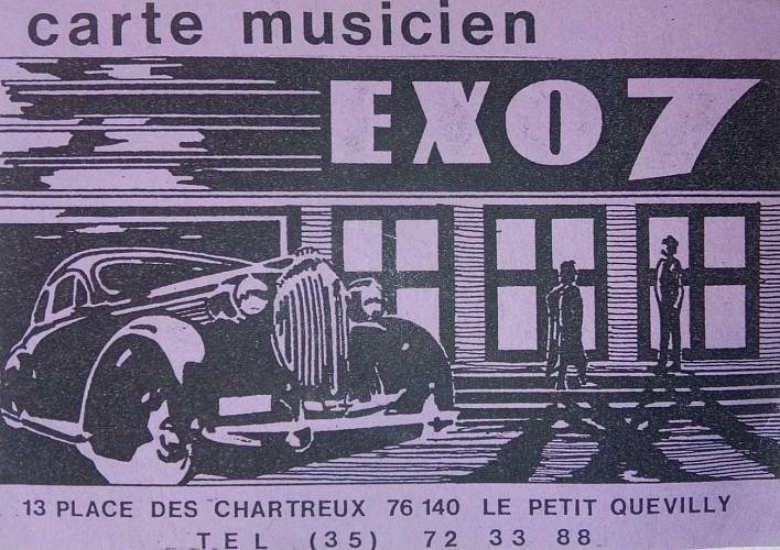 Du Studio 44 à l'EXO 7