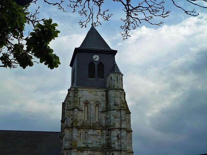 Étape 2 : L'Eglise saint-martin