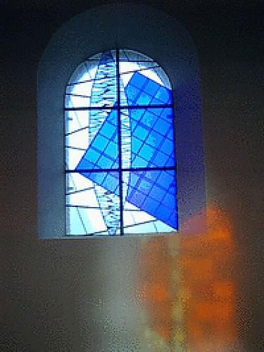 Étape 7: L'Église saint-pierre de Crosville