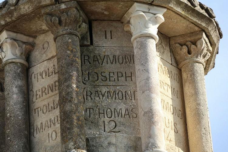 Monument à Saint-Joseph