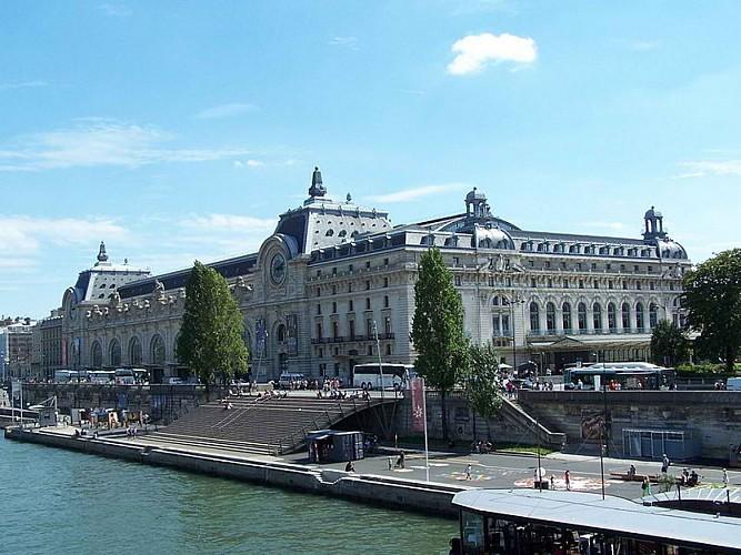 Musée d'Orsay, le coeur rive gauche