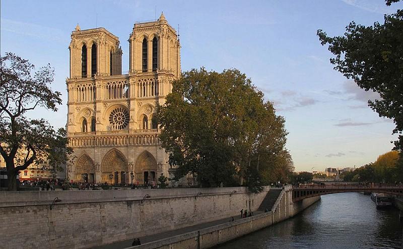 Notre-Dame, le coeur historique de la capitale