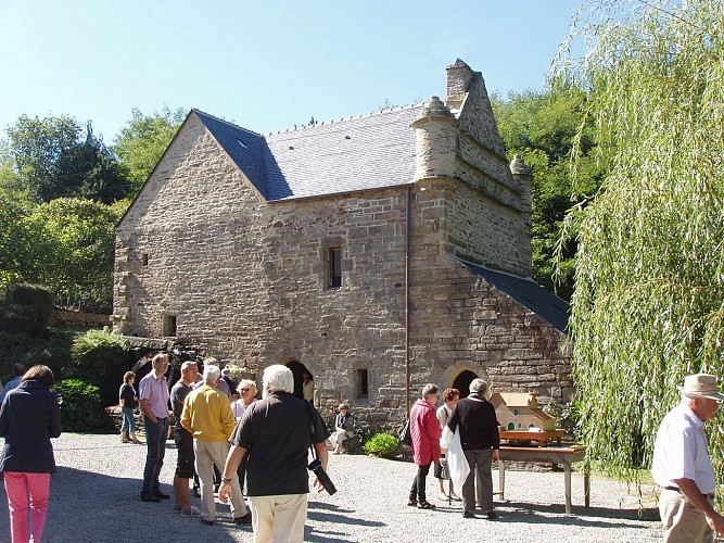 Moulin Chef du Bois