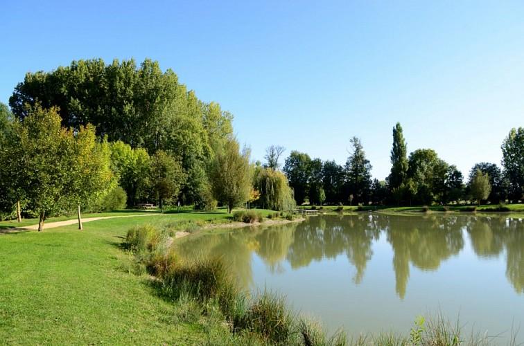 Plan d'eau de Battreau