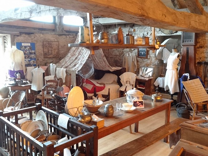 Eco musée du Pays de Châlus