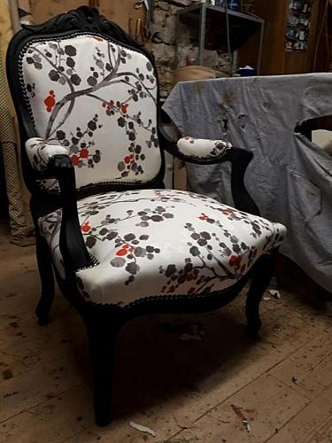 Upholsterer-Decorator Frederic Clement