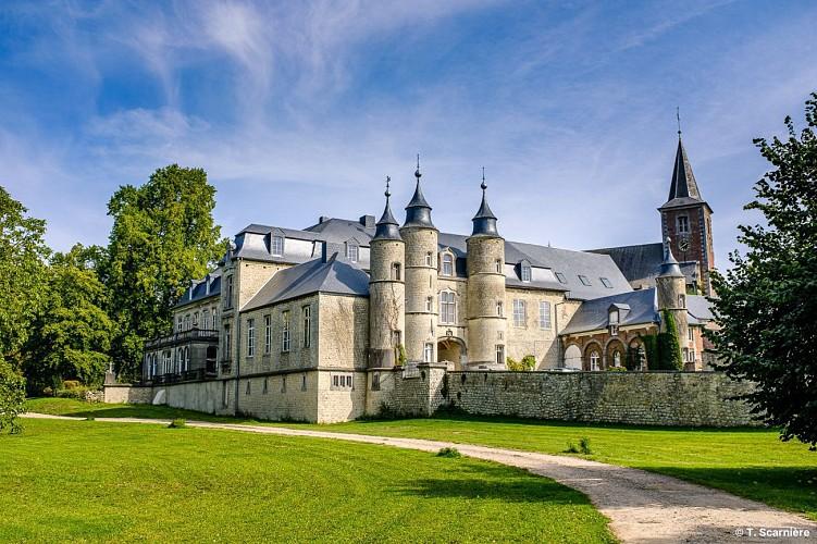 Château de Houtain-le-Val
