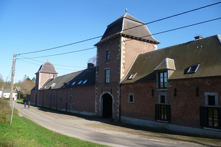 Château de Thy