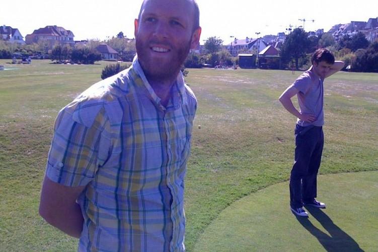 Entrée du golf