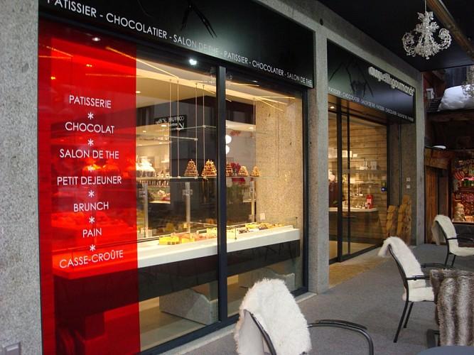 Aux Petits Gourmands - Pâtisserie -Salon de Thé