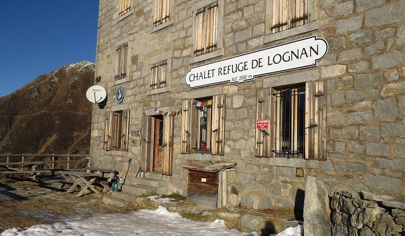 Refuge Chalet de Lognan